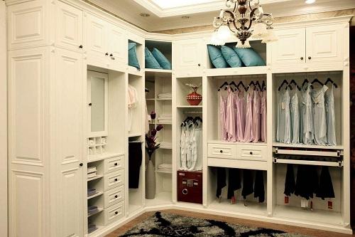 定制产品具有独特的特色 衣柜行业也是如此!