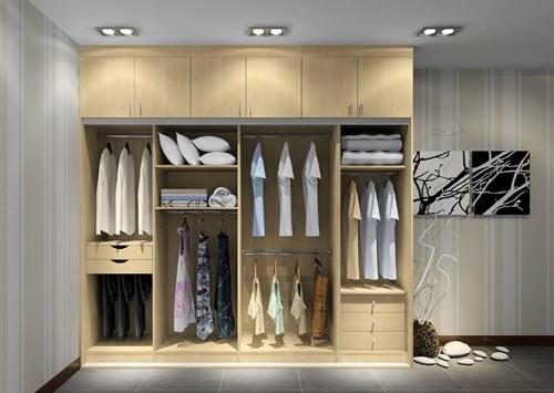 衣柜企业实现逆袭 翻转消费市场