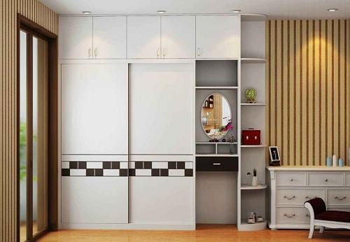 衣柜企业提供消费者精神享受 符合现实生活