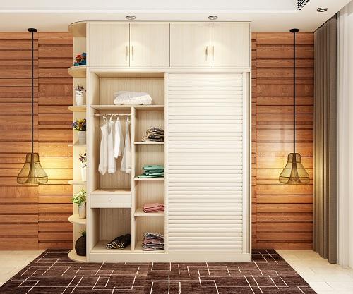 卧室衣柜怎么选?4个技巧让你的五一节得偿如愿!