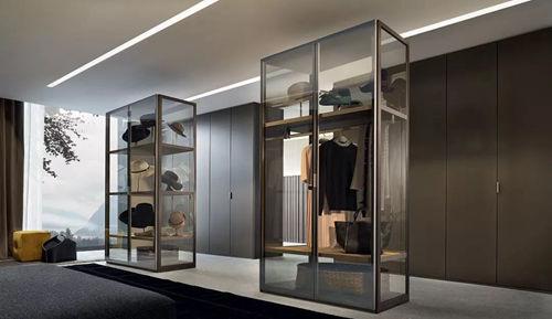 Poliform 低调奢华的大衣柜品牌