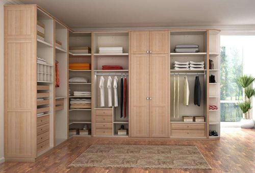 定制衣柜吸引消费者 企业要打通服务关