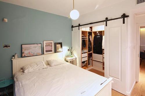 卧室里的衣柜应该选择怎样的?